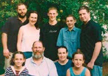 Moshe and Katya's growing Israeli family