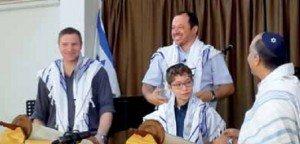 Joy after Torah reading